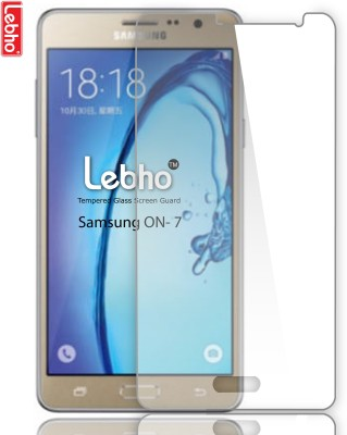 Lebho LBOn7 Tempered Glass for Samsung Galaxy On 7