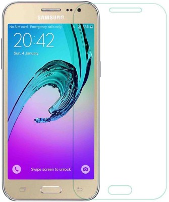 Digicube Tempered Glass Guard for Samsung Galaxy J2