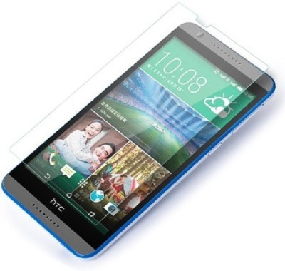 THECOVERFACTORY 820 TPG Clear Tempered Glass for HTC 820 Desire