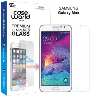 Case World TGGM Tempered Glass for Samsung Galaxy Grand Max