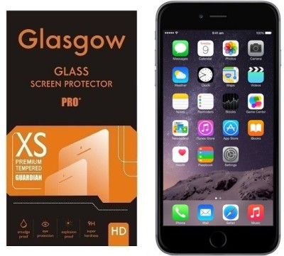 Glasgow AK 9H Surface Hardness Tempered Glass for Apple iPhone 6 Plus
