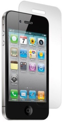 TECHSHARP Apple iphone 4 & 4s Tempered Glass for Apple i phone 4, Apple i phone 4s