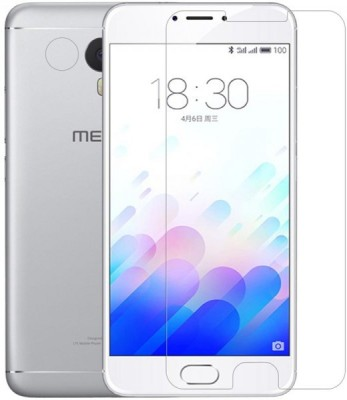 Vibhar Tempered Glass Guard for Meizu M3 Note