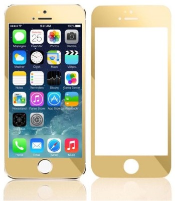 WowObjects AI6PLUS_GOLDEN_TG_10 Tempered Glass for Apple iPhone 6 Plus