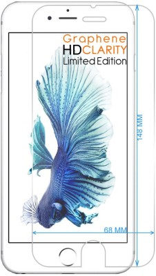 Graphene Armor Glass HD Clarity Limited Edition Tempered Glass for Apple iPhone 6S Plus, Apple iPhone 6 Plus