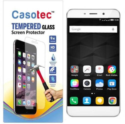 Casotec Tempered Glass Guard for Coolpad Note 3