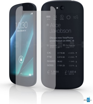 Corcepts UTG43051 Tempered Glass for Yota YotaPhone 4.3 Inch Screen Guard