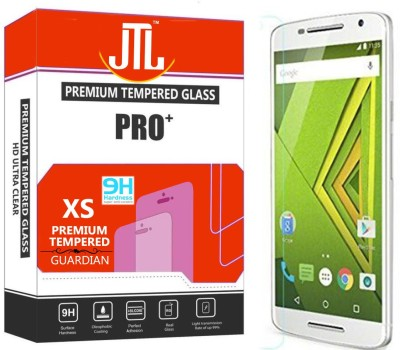 JTL HD Ultra Clear Tempered Glass 113 Tempered Glass for Motorola Moto X Play