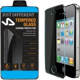 JD Sales Lava X1 Tempered Tempered Glass...