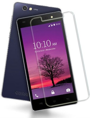 Vibhar Tempered Glass Guard for Lava A7