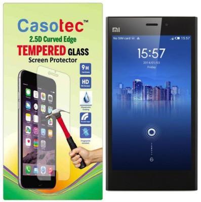 Casotec 2610708 Tempered Glass for Xiaomi Mi 3