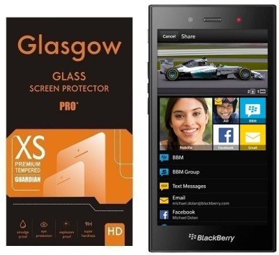 Glasgow DG Pro+ BB Z3 Tempered Glass for BlackBerry Z3