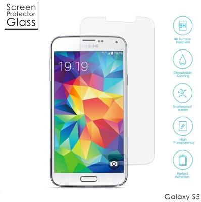 Witty Vogue GLSamS5 Tempered Glass for Samsung S5