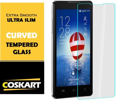 Coskart CT626 Tempered Glass for Micromax Canvas Unite 2 A106