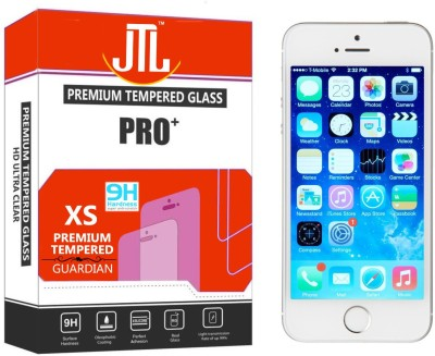 JTL HD Ultra Clear Tempered Glass 95 Tempered Glass for Apple iPhone 5s