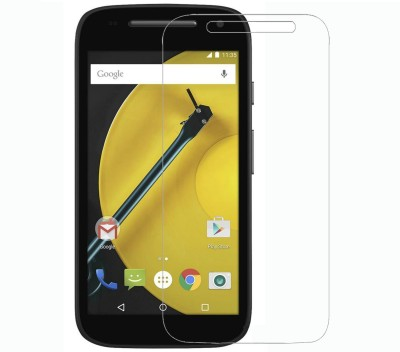 THE LUCKY ONES TNX-53 Tempered Glass for Moto E Second Generation
