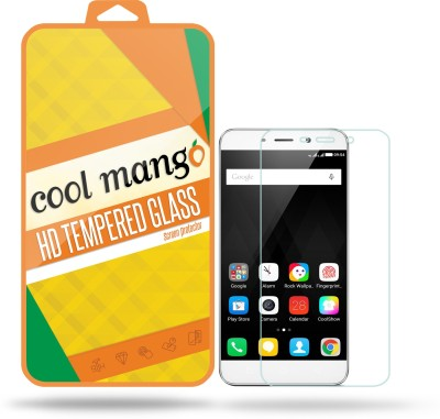 Cool Mango HD 0.3 MM 2.5 D Tempered Glass for Coolpad Note 3, CoolPad Note 3 Plus