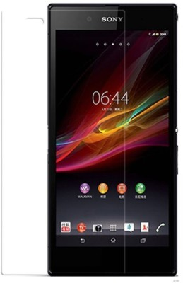 colour blind Tempered Glass Guard for Sony Xperia Z1