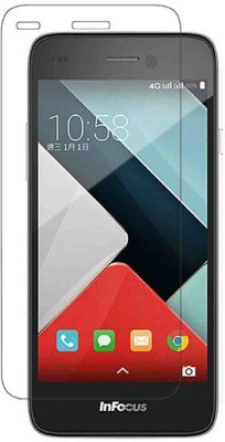 Aarushi Telecom Tempered Glass Guard for InFocus M350