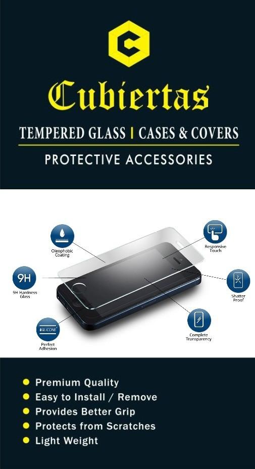COBIERTAS Tempered Glass Guard for Coolpad Mega 2.5D