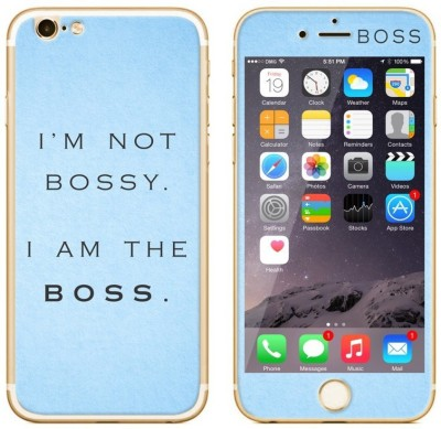 Dress My Gadget Tempered Glass Guard for iPhone 5