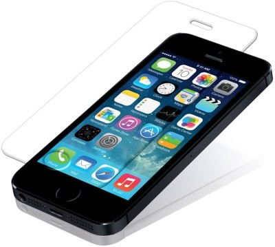 Zdelhi Tempered Glass Guard for Apple iPhone 5s