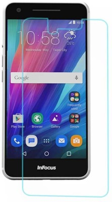 Azzil TEM-588 Tempered Glass for InFocus M812i