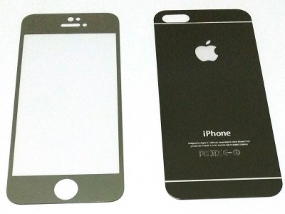 Defunct DEFTG5S012 Tempered Glass for Apple iPhone 5, 5s