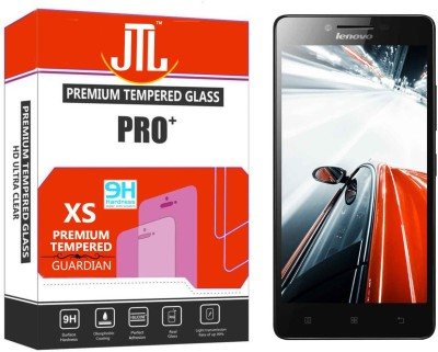 JTL HD Ultra Clear Tempered Glass 98 Tempered Glass for Lenovo A6000 Plus