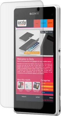 CNC Tempered Glass Guard for Sony Xperia Z1