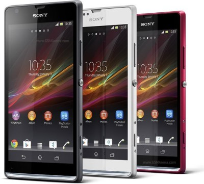 M.K SOLUTION MK1235 Tempered Glass for Sony Xperia SP