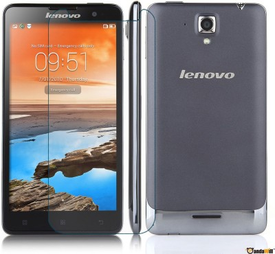 Corcepts Tempered Glass Guard for Lenovo Golden Warrior S8 5.3 Inch Screen Guard