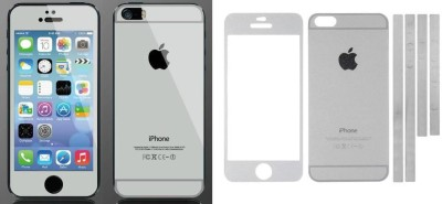 ASM Energy iphone 5 silver Tempered Glass for iphone 5