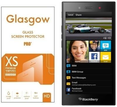 Glasgow Premium Pro+ BB Z3 Tempered Glass for BlackBerry Z3