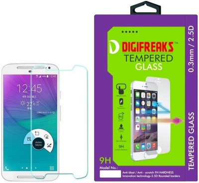 Digifreaks XT1079 Strong 9H Pro Screen Protector Tempered Glass for Motorola Moto G (2nd Gen)