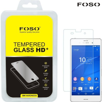 Foso Tempered Glass Guard for Sony Xperia Z3
