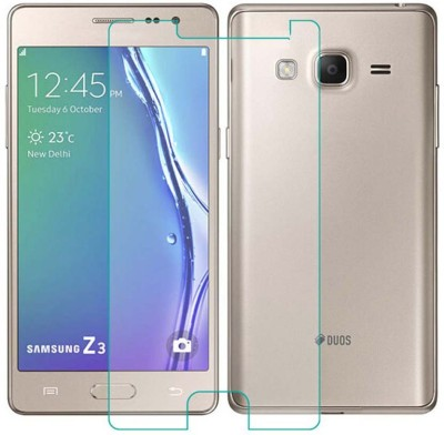 BRIGHT TRADERS MST-25 Tempered Glass for SAMSUNG Z3 TIZEN