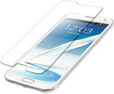 Sun Mobisys Note2_N7100_Glass_Clr Tempered Glass for Samsung Galaxy Note 2 N7100