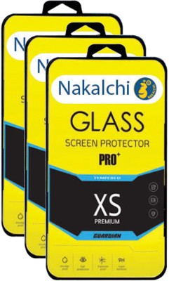 Nakalchi NCTEMPGMMXQ380P3 Tempered Glass for Micromax Canvas Spark Q380