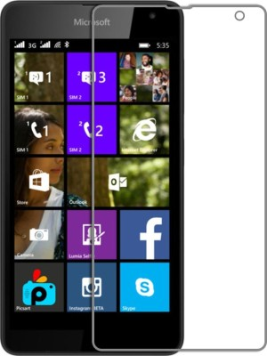 SI-Spower Ultra SI-TG-NKA_N535 Tempered Glass for Microsoft Lumia 535 / 535 Dual SIM