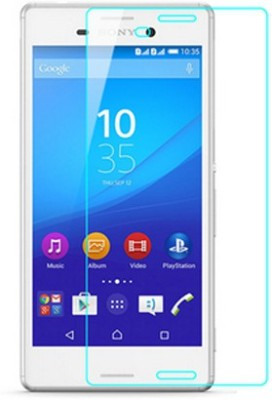 Pinglo Tempered Glass Guard for sony xperia M4 Aqua