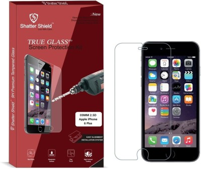 Shatter Shield Tempered Glass Guard for Apple iPhone 6 Plus (5.5
