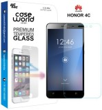 Case World Tempered Glass Guard for Huaw...