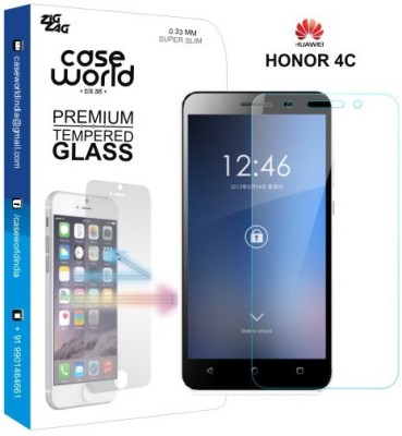 Case World TGH4C Tempered Glass for Huawei Honor 4C