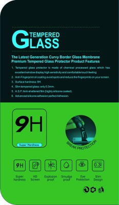 AmzaTech Resident Power Charlie TP365 Tempered Glass for Micromax Canvas Fire 3 A096