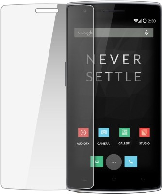 anivet Oneplus One Tempered Glass for Oneplus One