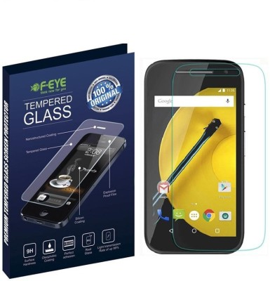 FEYE FMT-202 HD Clean Scratch Proof Tempered Glass for Motorola Moto E 2