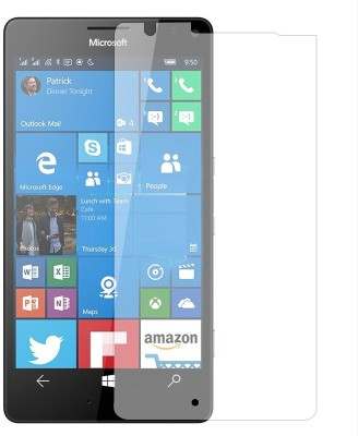 Stuffcool Tempered Glass Guard for Microsoft Lumia 950 XL