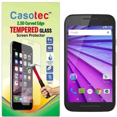 Casotec 2610938 Tempered Glass for Motorola Moto G Turbo Edition