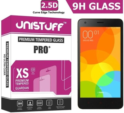 Unistuff 15162 2.5D Curve Edge Kristal Clear PRO+ Tempered Glass for Xiaomi Redmi 2